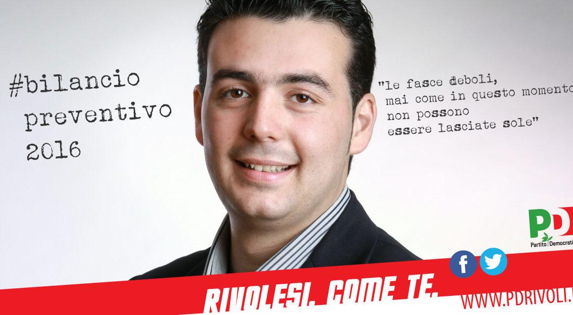 Carlo Garrone - Bilancio comunale