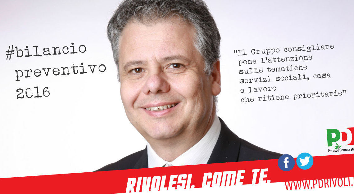 Cesare Santoiemma - Bilancio comunale