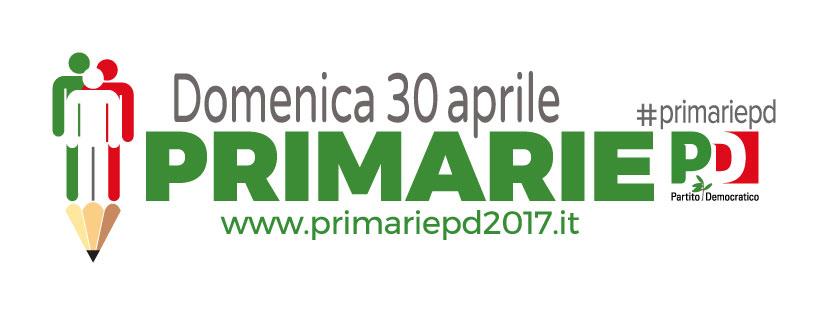 Primarie 2017 - Domenica 30 Aprile