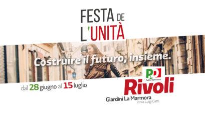 Festa de l'Unità Rivoli - 2018