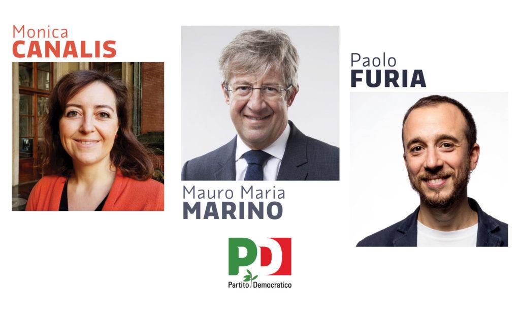 Primarie Regionali - Candidati
