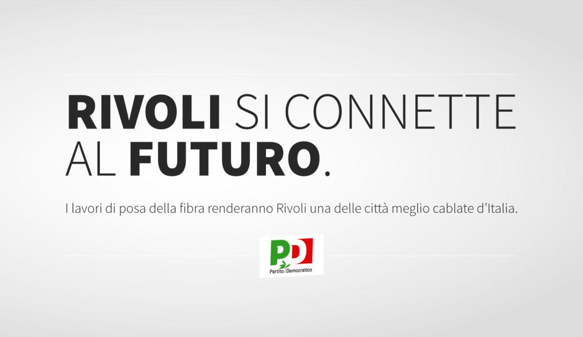 Rivoli si connette al FUTURO.