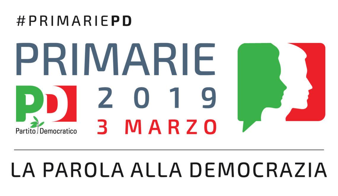 Primarie 2019 per l'elezione del Segretario nazionale
