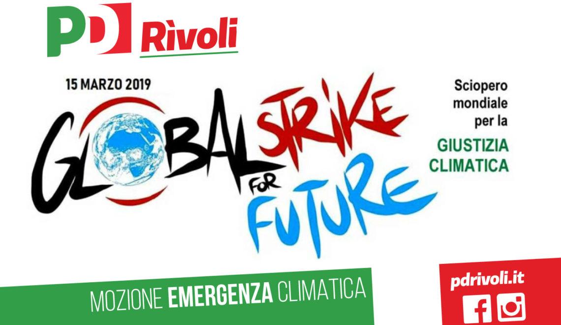 Dichiarazione dell'emergenza climatica ed ambientale