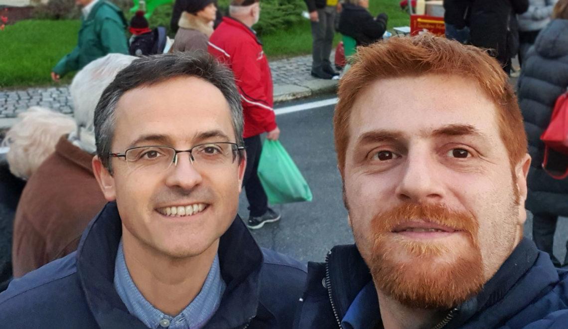 Emanuele Bugnone e Allessandro Errigo